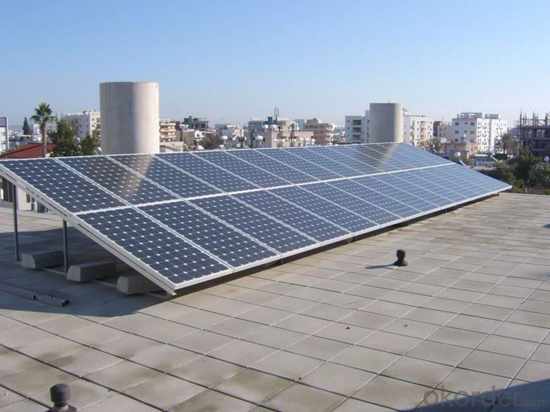 36V Monocrystalline Solar Panel 250W with TUV Certificate