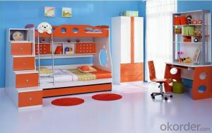 Melamine MDFfor Modern and Fashion Furniture