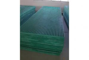 Fiberglass FRP Phenolic Molded and Pultruded Grating with High Quality/Modern Shape