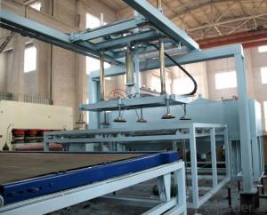 Auto Furniture Manufacturing Hot Press Machinery