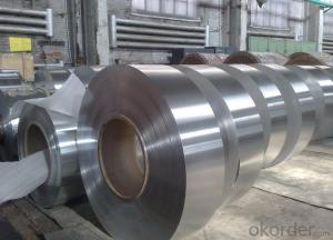 Mill Finish Aluminium Strip for Capacitor Shell