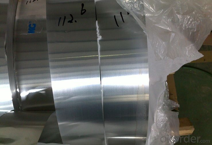 Burr-free Round Edge Transformer Aluminum Strips with 0.15-3.2mm Thickness