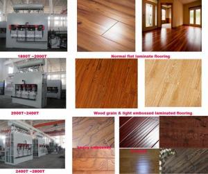 Furniture Board Oil Hydraulic Press Device