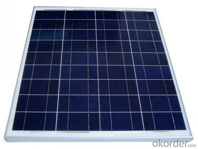 36V Monocrystalline Solar Panel 165W with TUV Certificate