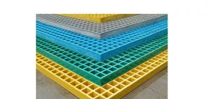 FRP Molded Grating, Fiberglass Grating, Plastic Grating Floor with all kinds of Color/Modern Type
