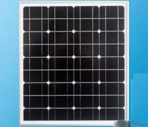 36V Monocrystalline Solar Panel 220W with TUV Certificate