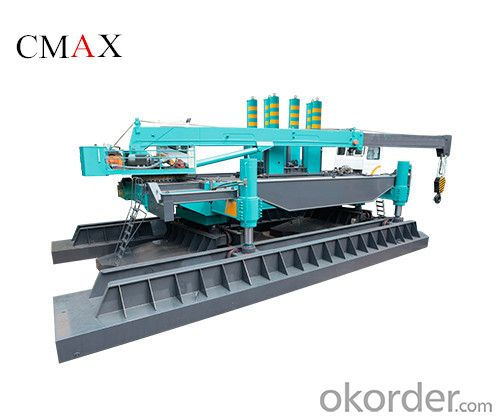 CMAX 460B-II Series Hydraulic Static Pile Driver for Sale