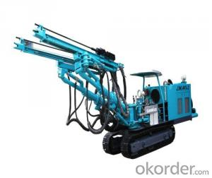 Full Hydraulic Driving Drill Carriage for sale