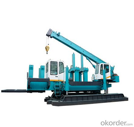 CMAX Series Hydraulic Static Pile Driver for Sale