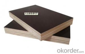 Brown Film Faced Plywood for Concrete Forming