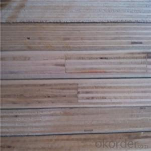 Veneer Faced Plywood with 10 Years' Experience