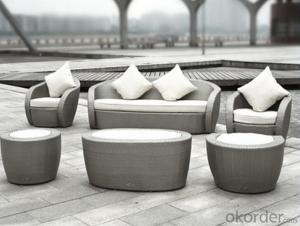 Outdoor Furniture Sofa Sets PE Rattan CMAX-WD0014