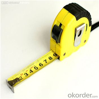 Steel Tape Measure Good Qulaity Made in China Factory