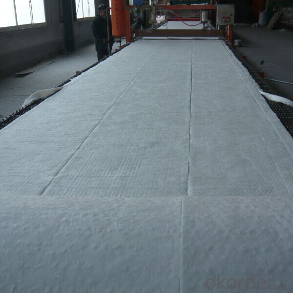 Ceramic Fiber Blanket for Industrial Thermal Insulation