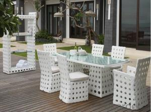 Outdoor Furniture Sofa Sets PE Rattan CMAX-WD0008