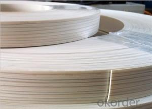 Plastic PVC Edge Banding Tape for Cabinet Edge and Desk Edge
