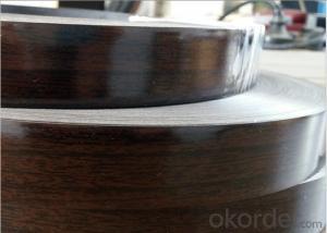 PVC Edge Banding Rolls PVC Furniture Edge Banding for Cabinet