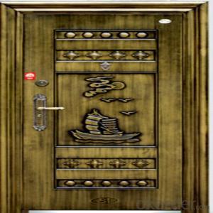 High Quality  Armored Security Bulletproof Door