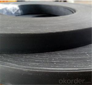 Black o White PVC Edge Banding for Furniture Use