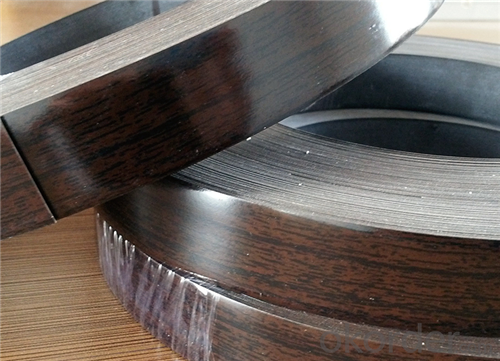 Plastic PVC Edge Banding Furniture Edge Protector