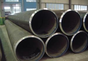 Longitudinally welded steel pipe LSAW / ERW