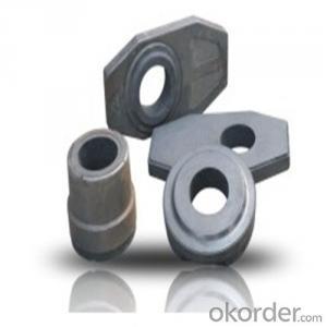 Ladle Nozzle Refractory Slide Gate Plate
