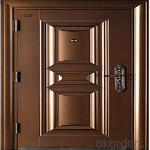 buy apartment buildings bronze door entrance copper