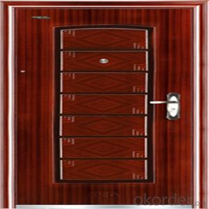 Apartment Buildings Entrance Security Door