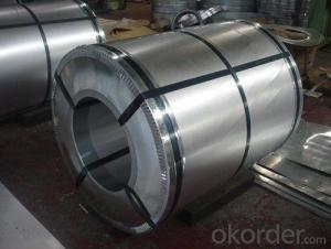 Galvalume Hot Dip Galvanized Steel Sheet in Coils