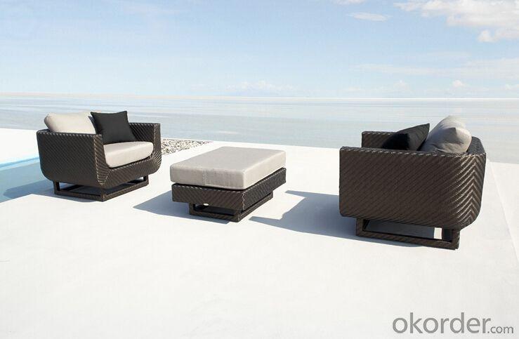 Outdoor Furniture Sofa Sets PE Rattan CMAX-WD0005