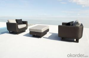 Outdoor Furniture Sofa Sets PE Rattan CMAX-WD0005