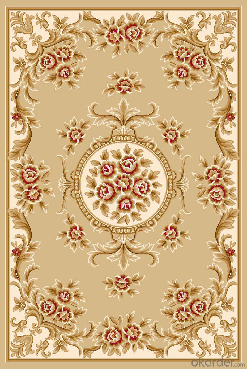 Machine Made Washable Wilton Floor Persian Rug