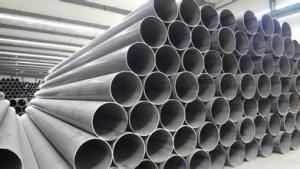 ASTM A53 API 5L Straight Seam Steel Pipe