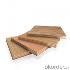 Melamine Laminate MDF Factory Price Made in China