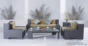 Outdoor Furniture Sofa Sets PE Rattan CMAX-WD0007