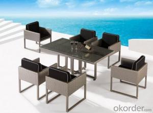 Outdoor Furniture Sofa Sets PE Rattan CMAX-WD0019