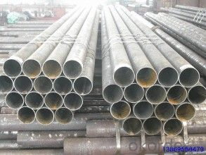 ASTM A335 P91 High Alloy Steel Tube