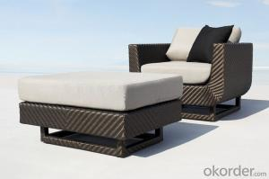 Outdoor Furniture Sofa Sets PE Rattan CMAX-WD0015