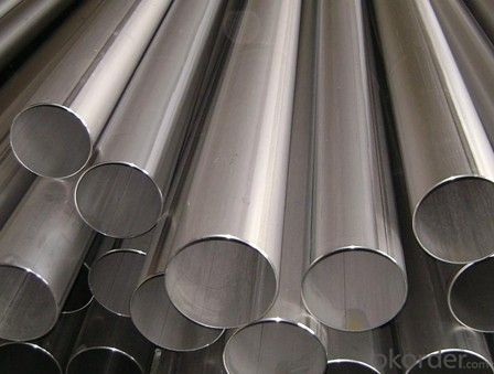 Round Seamless Steel Pipe 1/2