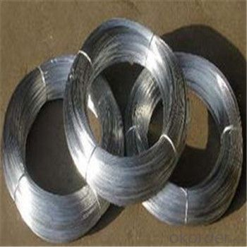 Electro Galvanized Iron Wire Low Carbon Steel Factory Directly