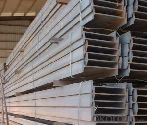 Hot Rolled IPE and IPEAA Beams Grade Q235 Steel H-Beams