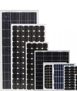 Solar Panel 290Wp special for Off-grid Solar Power System Paneles Solares