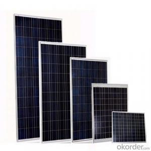 75-125w Polycrystalline Solar Module/Panels