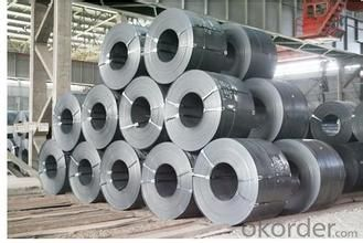 Carbon Hot Rolled Steel Coil