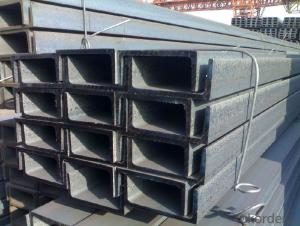 GB U Channel Steel 50MM-300MM Hot Rolled