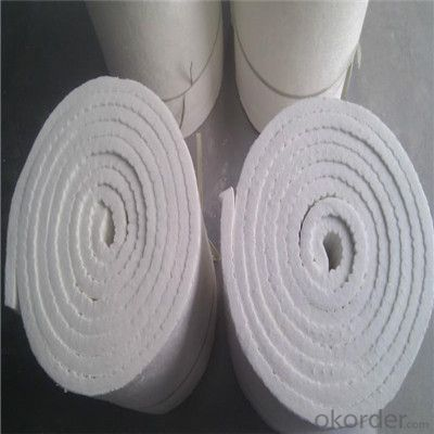 Ceramic Fiber Products Including Ceramic Fiber Blanket Made in China
