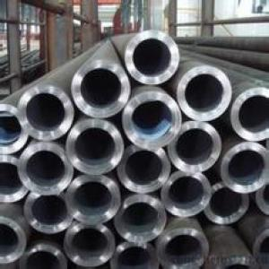 Alloy Hot Rolled Steel Tube