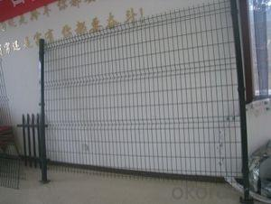 Stainless Steel Decoration Chain link Fence for Garden