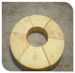 Types of Refractory Brick Price for Furnace Cement Kilns