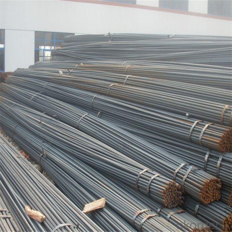 Mild Steel HRB 400 Steel Rebar